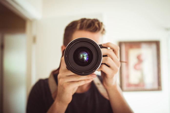 Film ze zdjęć zrobionych na wakacjach