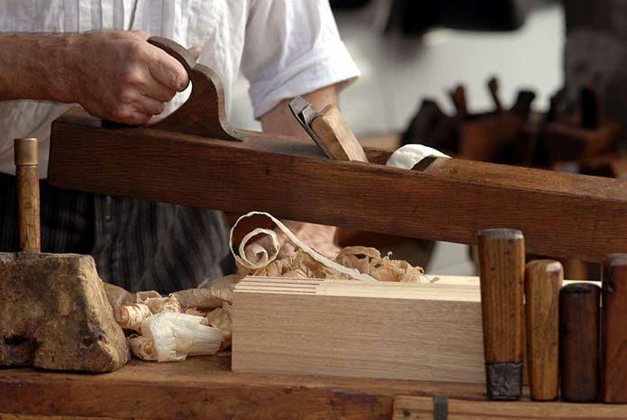 Jak szlifować drewno