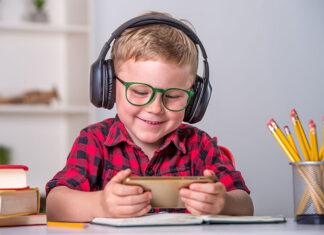 Nauka angielskiego dla dzieci w wakacje