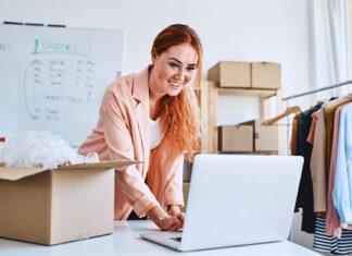 Usługi logistyczne w sklepie internetowym
